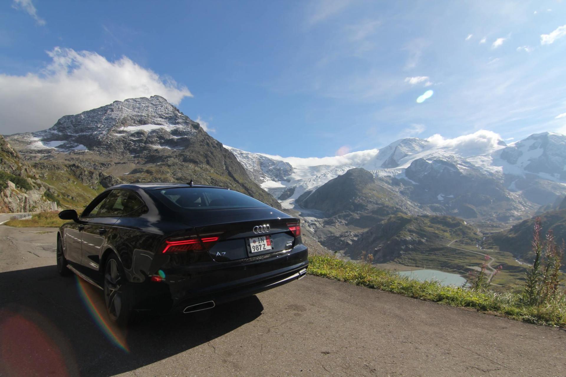 A7 in Switzerland