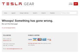 Discontinued Tesla Premium Rear Console Store