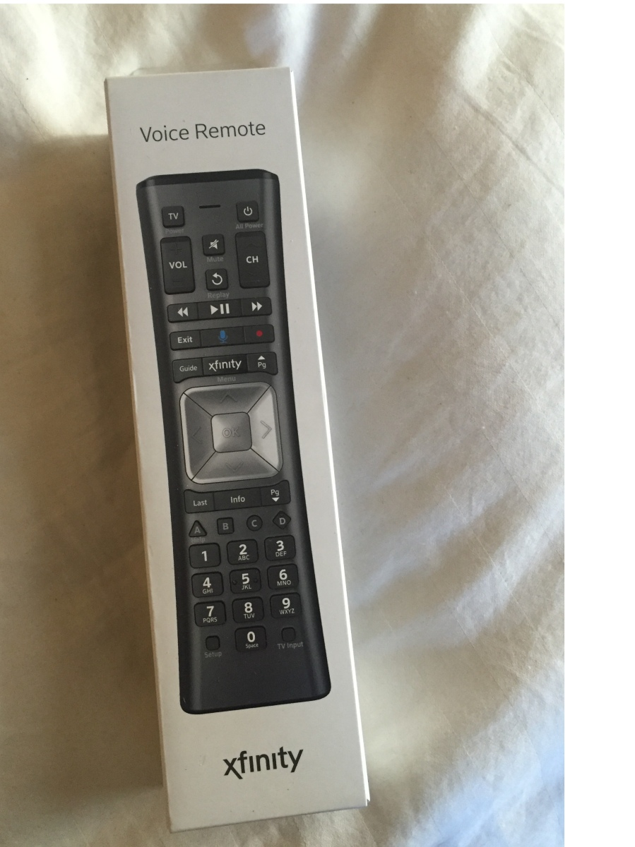 The Free Xfinity Voice Remote