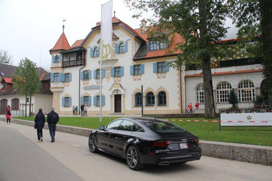 Audi TDI Diesel 3.0 - Germany