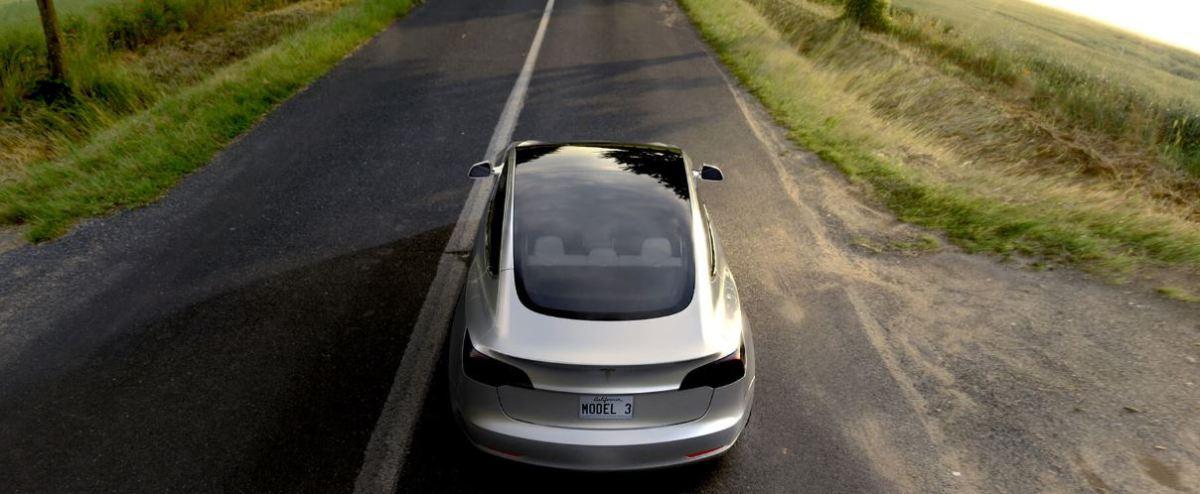 Model 3 Line Jumping