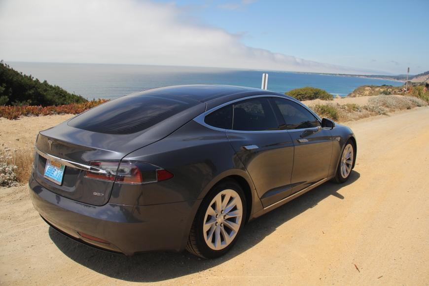 My Tesla 90D PCH 1